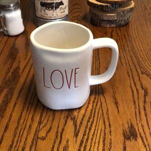 Rae Dunn Love mug! New!